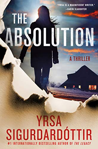 The Absolution: A Thriller (Children's House Book 3)