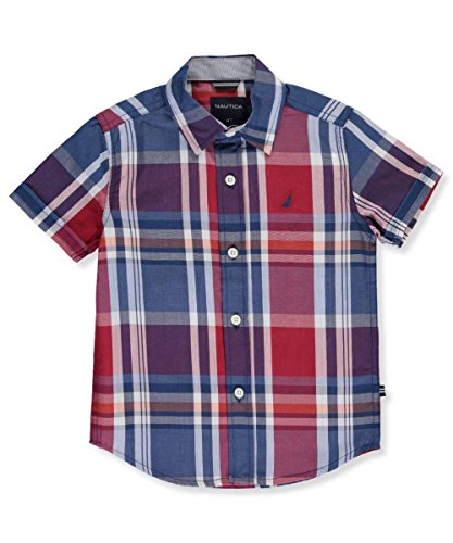 Plaid Boys Shirt - 2