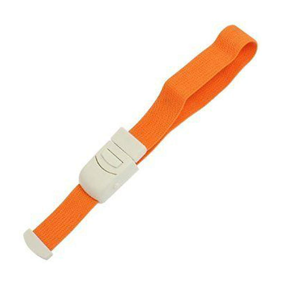 Gotian Flexible Emergency Tourniquet Buckle Quick Slow Release Medical Paramedic Outdoor (Orange)