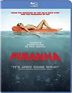 Piranha [Blu-ray] by Sony Pictures Home Entertainment
