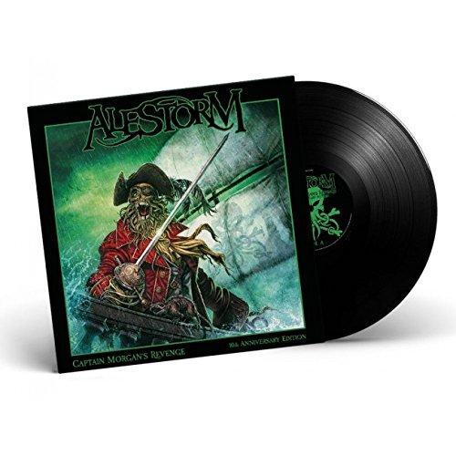 Vinilo : Alestorm - Captain Morgan`s Revenge - 10th Anniversary (Anniversary Edition)