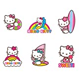 SmileMakers Hello Kitty Temporary Tattoos - Prizes 144 per Pack
