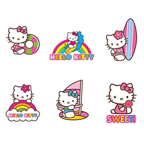 SmileMakers Hello Kitty Temporary Tattoos - Prizes 144 per Pack by SmileMakers (Image #1)