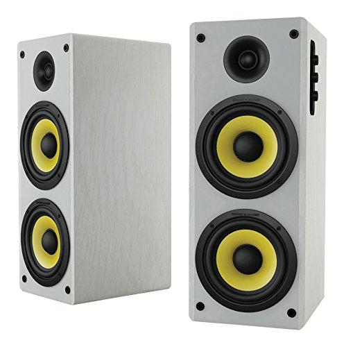 Thonet and Vander HOCH BLUETOOTH - 2.0 Wooden Bookshelf Bluetooth Speakers