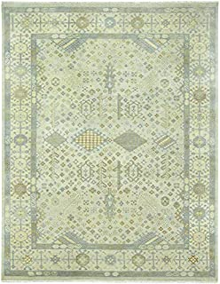 """product image for Capel Heritage-Shiraz Nickel 3' 6"""" x 5' 6"""" Rectangle Hand Knotted Rug"""
