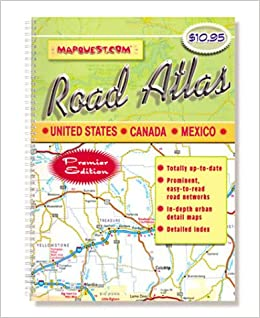 Mapquest Road Atlas: United States, Canada, Mexico: MapQuest ... on people connection map, travel maps, satellite maps, street maps, leaflet map, map of map, people finder map, get directions, city maps, area code lookup map, travel directions, road maps, maps with driving directions, google earth map, map it, driving directions, maps directions, encarta map, area code finder map, mapquest directions, online maps, us map, virtual earth map, driving maps, city street maps,