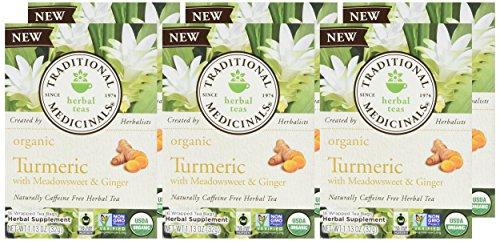 Buy turmeric tea bags