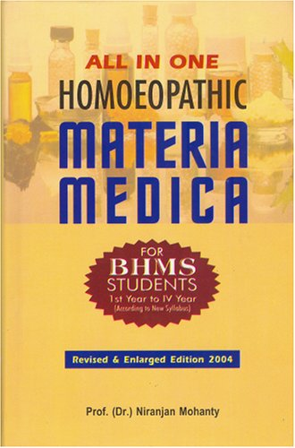 All in One Homeopathic Materia Medica pdf