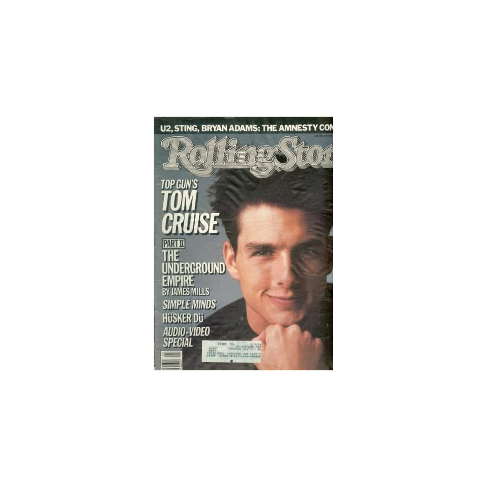 Rolling Stone Magazine, 1986 Issue #476