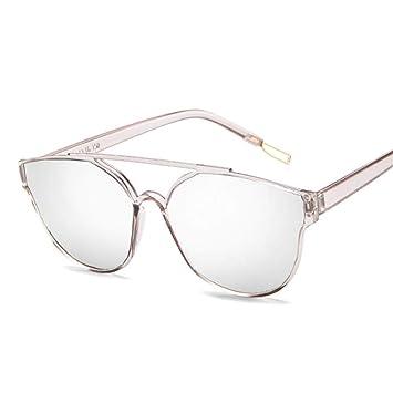 kuxi B Gafas de Sol de Doble Haz Mujeres/Hombres Gafas ...
