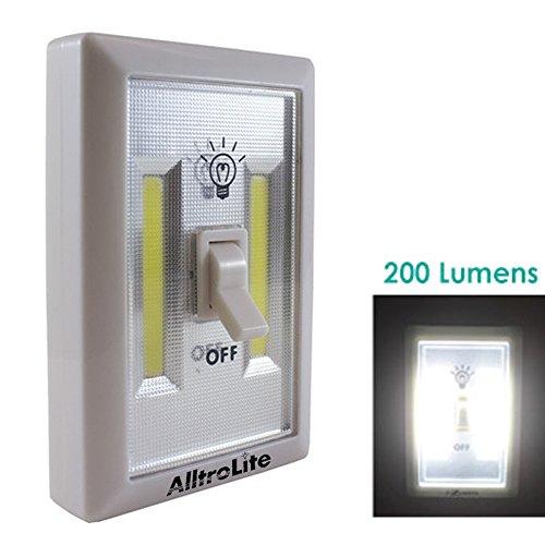 AlltroLite COB Cordless Light Switch product image