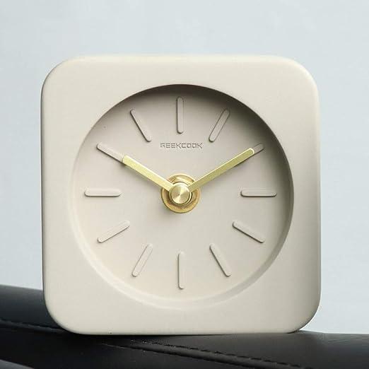 Reloj De Mesa Reloj De Mesa Decorativo Reloj De Mesa PequeñO Reloj ...