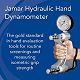 Jamar Hydraulic Hand Dynamometer, Max Force Patient