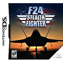F24 Stealth Fighter - Nintendo DS