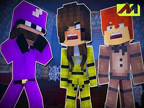 Clip: Five Nights at Freddy's in Minecraft Friends ()
