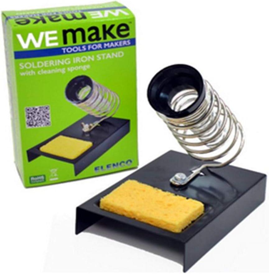 Deanyi Fer /à souder Support Ressort /à souder Support de Fer /à souder Porte-Support pour Crayon Style de Soudure Produits//Accessoires Auto