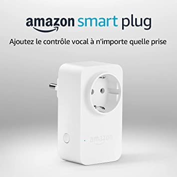 Alexa Smart Plugprise Connectée Avec WifiFonctionne Amazon 34RLj5A