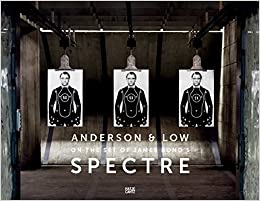Book Anderson & Low: On the Set of James Bond's Spectre