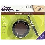 Ardell Brow Defining Powder, Mink Brown - .08 oz