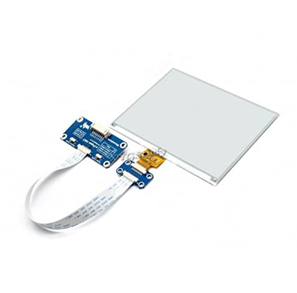 Amazon Com Coowind 5 83 Inch E Ink Display Hat For Raspberry Pi