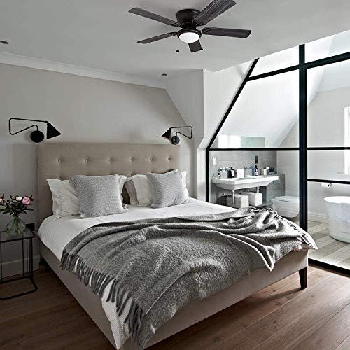 Prominence Home Ceiling Fan-Matte Black