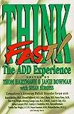 Think Fast!, Thom Hartmann, Janie Bowman, 1887424083