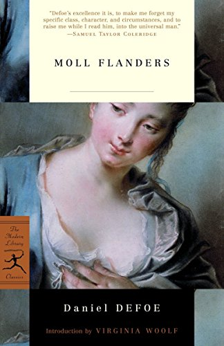 Moll Flanders (Modern Library Classics)