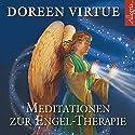 Meditationen zur Engel-Therapie Hörbuch von Doreen Virtue Gesprochen von: Marina Marosch