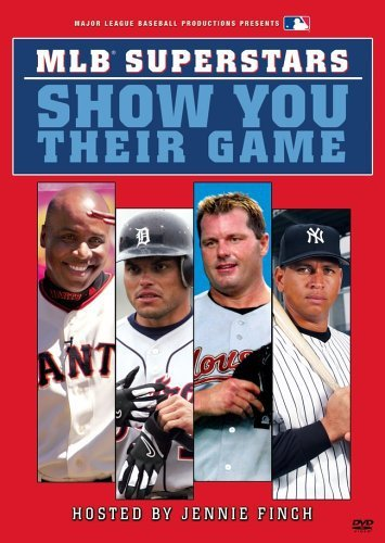 Jennie Finch - MLB Superstars Show You Their Game (DVD)