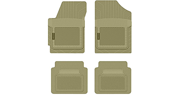 PantsSaver Tan Custom Fit Car Mat 4PC 2804123