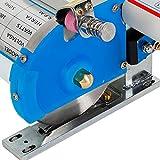 180W Electric Cloth Cutter Fabric Cutting Machine