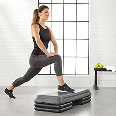 AmazonBasics - Step para aeróbic: Amazon.es: Deportes y aire libre