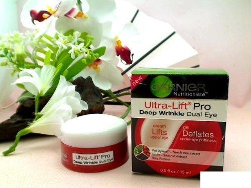 Price comparison product image Garnier Nutritioniste Ultra-Lift Pro Lift & Defalte Eye Treatment-0.5 oz