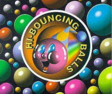 (Hi-Bouncing 49mm Vending Bouncy Balls - 400 CT.)