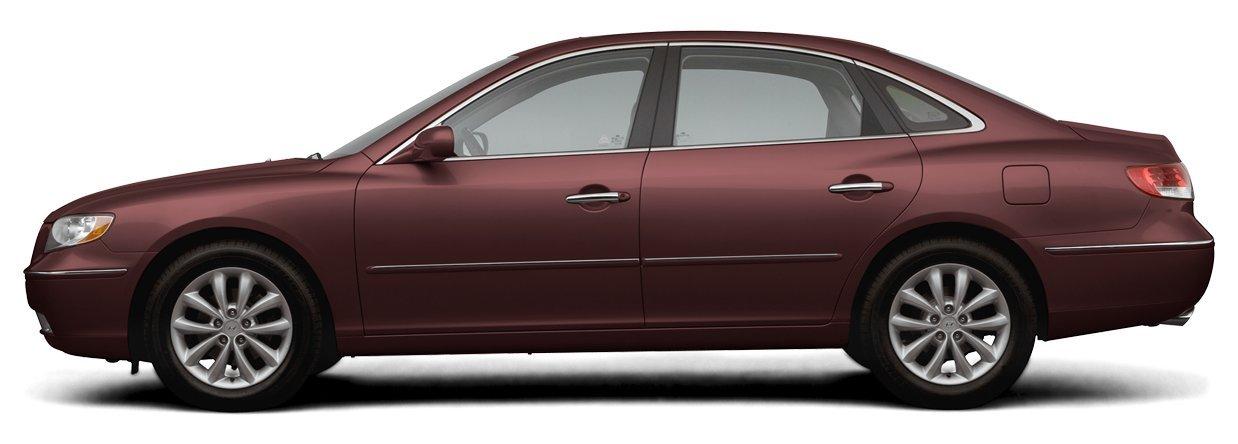 Wonderful 2006 Hyundai Azera Limited, 4 Door Sedan ...