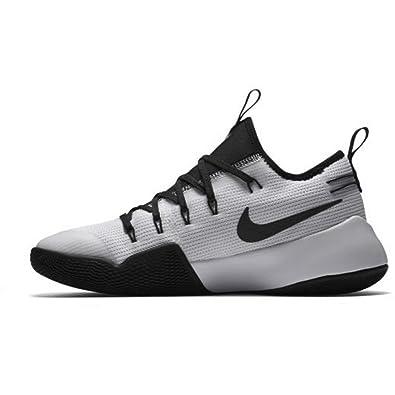 b3f2f11efa27 ... sweden nike mens hypershift tb basketball shoes white black 844387 100  size 10 7c4dd 2eb97