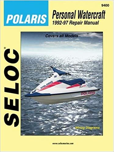Descarga gratuita de pdf y ebooks.Seloc's Polaris Personal Watercraft, Vol. 4: 1992-1997 - Tune-Up and Repair Manual 0893300454 in Spanish PDF PDB CHM