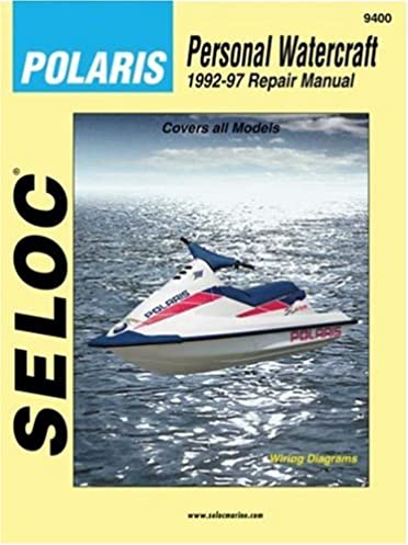 seloc s polaris personal watercraft vol 4 1992 1997 tune up and rh amazon com