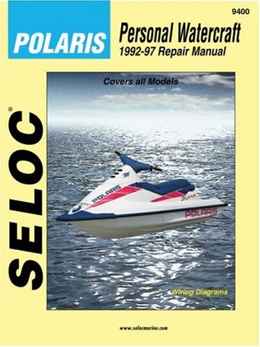 Volume Motor Outboard Manual Service (Seloc's Polaris Personal Watercraft, Vol. 4: 1992-1997 - Tune-Up and Repair Manual)