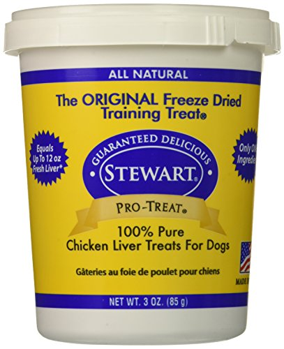 Freeze Dried Chicken Liver (3 oz)
