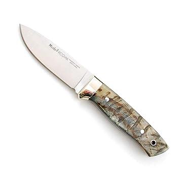 Muela Cuchillo Kodiak KODIAK-10CA hoja de acero MoVa de 10 ...