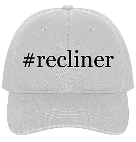 The Town Butler #Recliner - A Nice Comfortable Adjustable Hashtag Dad Hat Cap, - Brass Recliner Reclining