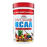Sparta Nutrition HYDRA8 BCAA: Best Tasting BCAA Powder and Amino Energy Supplement, Intra-Workout/Post-Workout Drink, Increased Muscle Recovery, Muscle Builder, Tropical Paradise, 30 Servings