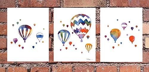 hot air balloon painting - 9