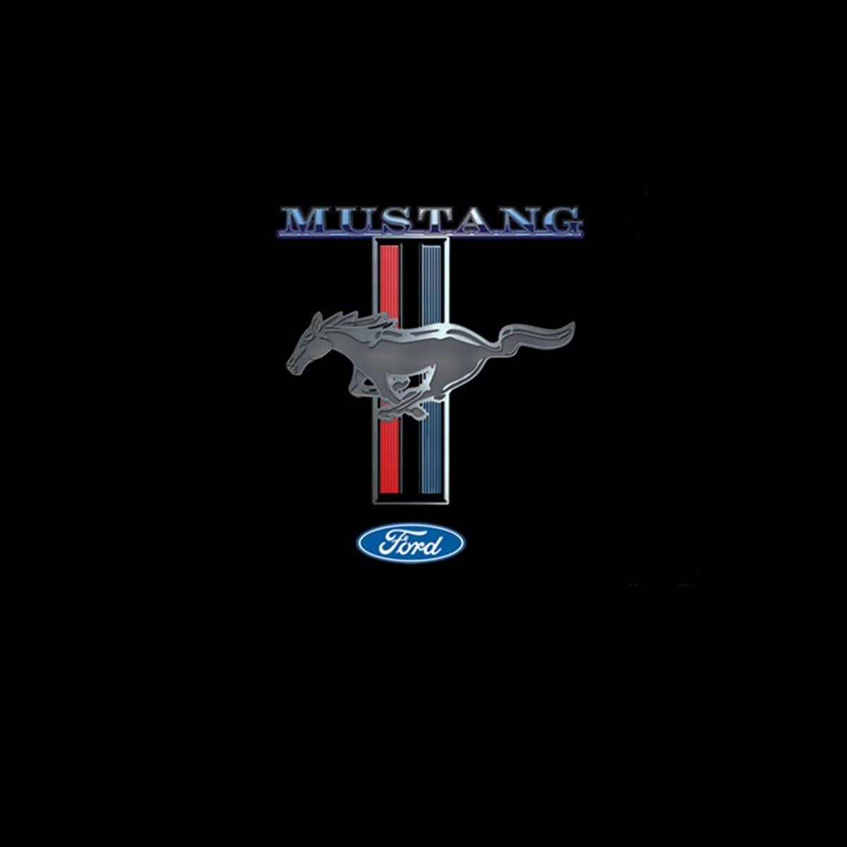 AvocadoWear Ford Mustang Logo Men T-Shirt XS-5XL New