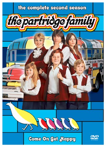 - The Partridge Family - The Complete Second Season