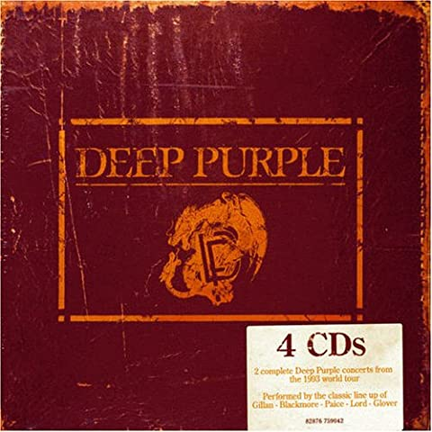 Live in Europe (Deep Purple Made In Japan Box Set)