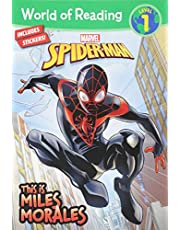 World of Reading: This is Miles Morales