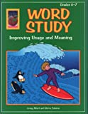 Word Study, Grades 6-7, Jenny Nitert and Debra Salerno, 1583240667