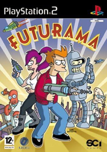 Futurama - rare PS2 games